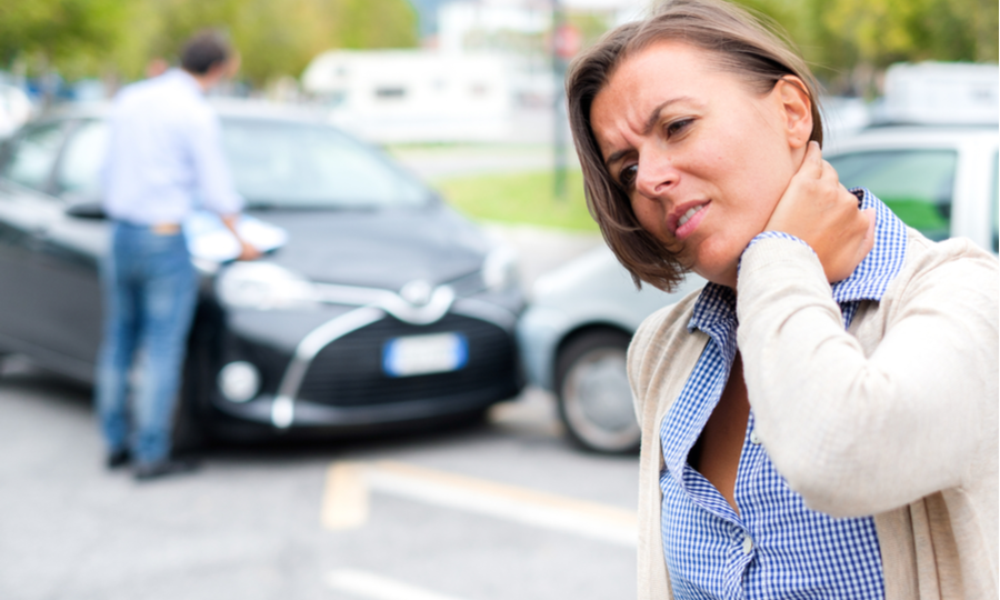 Minor Accidents Can Cause Injuries