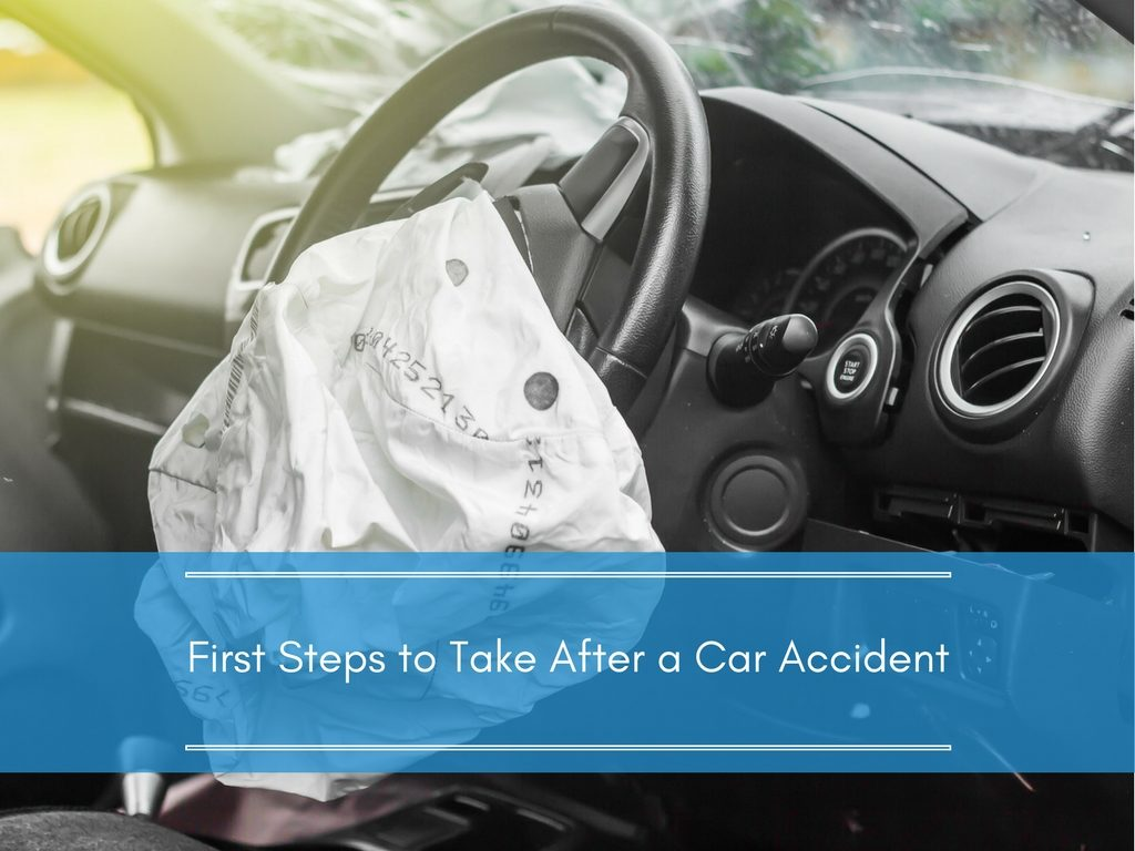First Steps to Take After a Car Accident