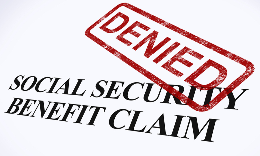 Reasons Your Social Security Disability Claim Can Be Denied