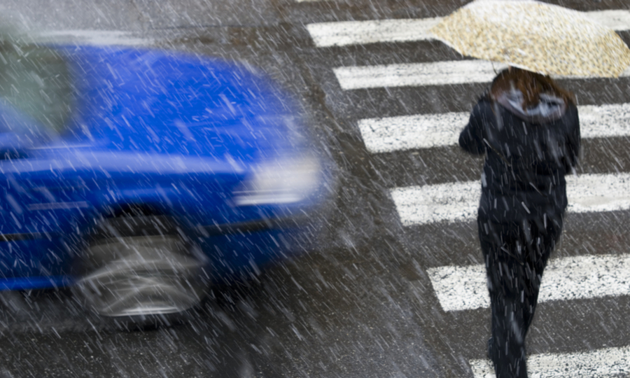 What to do after a pedestrian accident