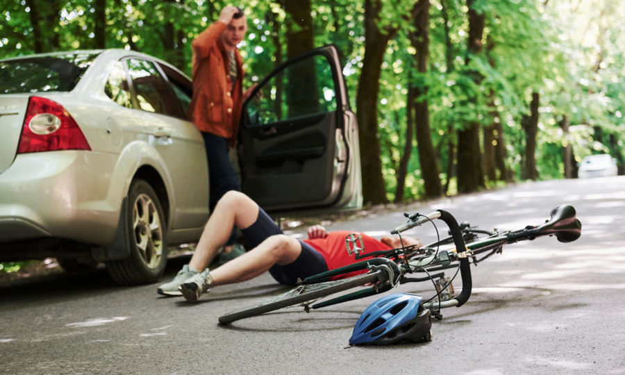 Vehicle-Bicycle Accidents